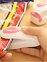 clip portatile del sacchetto mini dispositivo di sigillamento di calore elettrico tenuto in mano impaccante del sigillo che sigilla il sacchetto di plastica lavoro