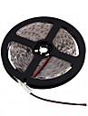 5m Flexible LED Light Strips 300 LEDs 5050 SMD Warm White / White Cuttable 12 V / IP44