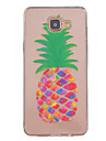 For Samsung Galaxy Case Transparent / Pattern Case Back Cover Case Fruit TPU Samsung A5(2016) / A3(2016)