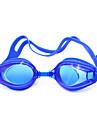 плавательные очки Универсальные Противо-туманное покрытие / Водонепроницаемый Силикагель Пластик белый / черныйзеленый / розовый / черный