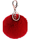 Pom Pom Fun Ball Keychain for Decoration Bags Gift