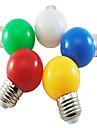 1pc E27 LED Globe Bulbs White/Red/Blue/Yellow/Green Decorative AC220-240V