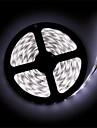 z®zdm impermeable a l\'eau 5 m conduit 300 * 3014 smd DC12V blanc chaud / blanc naturel 30w ip65