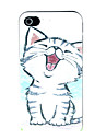 The Little Cat Pattern Hard Case for iPhone 4/4S iPhone Cases