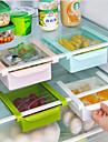 ديي مساحة المطبخ ثلاجة التوقف شريحة منظم تحت الجرف التخزين حامل الرف