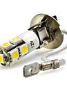2 szto. H3 Samochód Żarówki 7 W SMD 5050 680 lm 7 LED Światło przeciwmgielne Na Univerzál / Volkswagen Passat / Wszystkie modele / Passat B5 Wszystkie roczniki