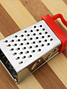 1 Pcas. Peeler & Grater For para Vegetable / para Frutas Metal Multifuncoes / Alta qualidade / Creative Kitchen Gadget