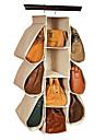 Τσάντες Αποθήκευσης με Χαρακτηριστικό είναι Ανοικτό , Για Παπούτσια Εσώρουχα Ύφασμα Μπουγάδα