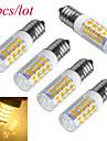6000-6500/3000-3200 lm E14 LED лампы типа Корн T 51 светодиоды SMD 2835 Декоративная Тёплый белый Холодный белый AC 220-240V