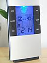 Umidita mete lcd strumenti di temperatura digitale temperatura termometro igrometro orologio misuratore di umidita