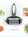 1 Pcas. Cutter & Slicer For para Vegetable / para Frutas Aco Inoxidavel Multifuncoes / Alta qualidade / Creative Kitchen Gadget