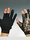 Короткая 3 пальца камуфляж рыбалка охота Антипробуксовочная перчатки для XXL размера