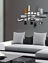 Mode Fantaisie 3D Stickers muraux Miroirs Muraux Autocollants Autocollants muraux decoratifs Autocollants mariage, PVC Decoration