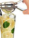 Nerez Ruční odšťavňovač Tvůrčí kuchyně Gadget Kuchyňské náčiní u ovoce 1ks