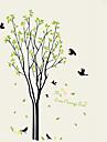 Животные / ботанический / Слова и фразы / Натюрморт / Мода / Цветы / Отдых Наклейки Простые наклейки,PVC 90*60*0.1