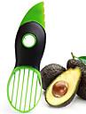 1 Pcas. Cutter & Slicer For para Frutas Plastico Alta qualidade / Multifuncoes