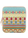 Case For Apple iPad Air Shockproof Pouch Bag Geometric Pattern Soft Textile for iPad Air Apple