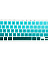 SoliconeKeyboard Cover For11.6 \'\' / 13.3 \'\' / 15.4 \'\' Macbook Pro avec Retina / MacBook Pro / Macbook Air avec Retina / MacBook Air