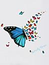 Zvířata Samolepky na zeď Zvířecí nálepky na zeď Ozdobné samolepky na zeď, Vinyl Home dekorace Lepicí obraz na stěnu Stěna