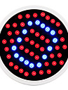 2.6W lm Growing Light Bulbs 60 leds SMD 2835 Blue Red AC 85-265V