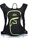12l mochila Mochila de Ciclismo para Esportes Relaxantes Corrida Viajar Bolsas para Esporte Prova-de-Agua Vestivel Tiras Refletoras