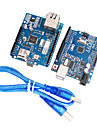 version amelioree uno r3 + version amelioree Ethernet Mega2560 support W5100 r3 bouclier carte reseau