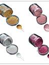 1 pcs Nagelschmuck / Glitter & Poudre / Andere Dekorationen Glitzer / Klassisch / Glitter & Funkeln Nagel-Kunst-Design Alltag