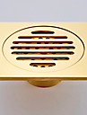 Drain Contemporary Brass Zinc Alloy 1 pc - Hotel bath