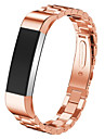 Watch Band for Fitbit Alta Fitbit Sport Band Stainless Steel Wrist Strap