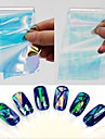 15pcs Nail Jewelry 3D Nail Stickers Nail Stamping Template Daily Fashion Pastel High Quality
