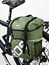 ROSWHEEL® 자전거 가방 15L자전거 트렁크 백/자전거 짐바구니 / 어깨에 매는 가방 방수 / 충격방지 / 착용할 수 있는 싸이클 가방 PVC / 600D 폴리에스터 싸이클 백 사이클링 40*30*13