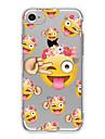Pour Coque iPhone 7 Coques iPhone 7 Plus Coque iPhone 6 Motif Coque Coque Arriere Coque Dessin Anime Flexible PUT pour AppleiPhone 7 Plus