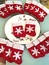 Stockings / Ornaments / Christmas Storage Novelty / Holiday / Inspirational Textile / Plastic Party / Halloween / Novelty Christmas Decoration