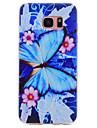 Coque Pour Samsung Galaxy S8 Plus S8 Motif Coque Papillon Flexible TPU pour S8 Plus S8 S7 edge S7 S6 edge S6 S5 S4 S3