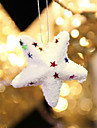 6st hot hot stijl kerst product bubble Kerst bal ster mooie kerstversiering nodige accessoires