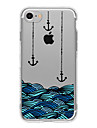 Ship\'s Anchor  TPU Case For Iphone 7 7Plus 6S/6 6Plus/5 5S SE
