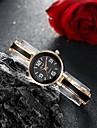 아가씨들 패션 시계 팔찌 시계 캐쥬얼 시계 방수 석영 합금 밴드 참 캐쥬얼 블랙 실버 핑크
