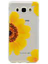케이스 제품 Samsung Galaxy J7 (2016) J5 (2016) 패턴 뒷면 커버 꽃장식 소프트 TPU 용 On 7 On 5 J7 (2016) J5 (2016) J3 (2016) J3 J1 (2016) Grand Prime Core