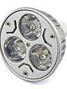 3W GU5.3(MR16) Faretti LED MR16 LED ad alta intesita 280 lm Bianco caldo / Luce fredda V 1 pezzo