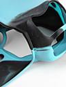защитные двухцветный стиль силиконовый чехол для PS3 контроллер (синий и черный)