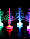 Fiber Optic Tree LED Colorful Color Small Tree Random Color