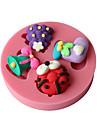 1 силиконовый выпечке MoldДля торта / Для получения льда / Для шоколада / Для получения хлеба / Для Cookie / Для Кекс / Для Pie / Для