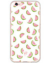Pattern Fruit PC Case Cover For iPhone 7 7Plus iPhone 6s Plus 6 Plus iPhone 6s 6 iPhone 5 5s SE