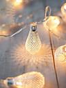 2m aa operacao da bateria led string led metal gotejamento corda luzes lights navidad luci nataleguirlande exterieur