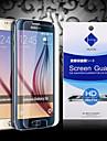 Protecteur d'écran pour Samsung Galaxy S6 PET Ecran de Protection Avant Haute Définition (HD)