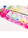 Bathroom Gadget Multi-function Eco-friendly Gift Novelty Creative Fashion Textile Fiber 1pc