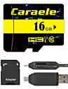 Caraele 16Go TF carte Micro SD Card carte memoire UHS-I U1 Class10