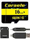 Caraele 16GB TF cartao Micro SD cartao de memoria UHS-I U1 class10