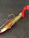 1 pcs pcs Hard Bait / Soft Bait / Fishing Lures Hard Bait / Soft Bait Soft Plastic Multifunction Bait Casting / General Fishing