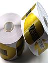 500pcs бумага держит подковы бумага держит маникюрные инструменты акрилы расширение фототерапии расширить пакет